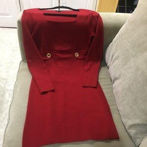 Gorgeous Tahari Dress. Perfect for Fall!